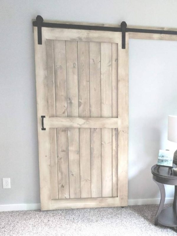 gray wash 2 panel barn door(1)